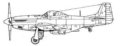 p-51d-profile